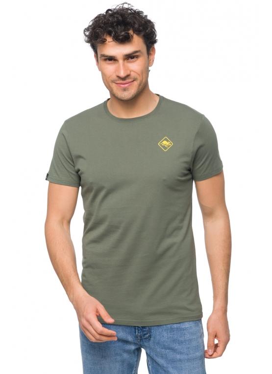 DIAMOND Militarygreen-Yellow
