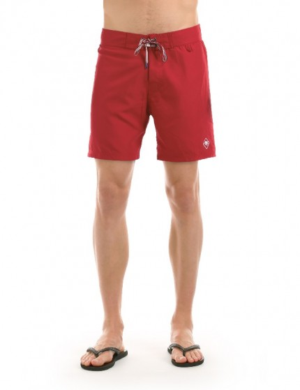 Boardshort modello Bondi Beach Red