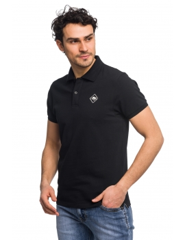 HB POLO Black-White