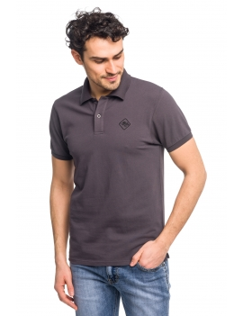 HB POLO Carbongrey-Black